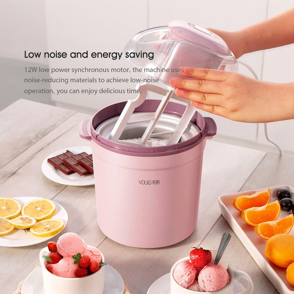 Youpin YOULG Ice Cream Maker - Youlg - Kitchen Appliances - BBCPAA1750 - bargainbasement.club