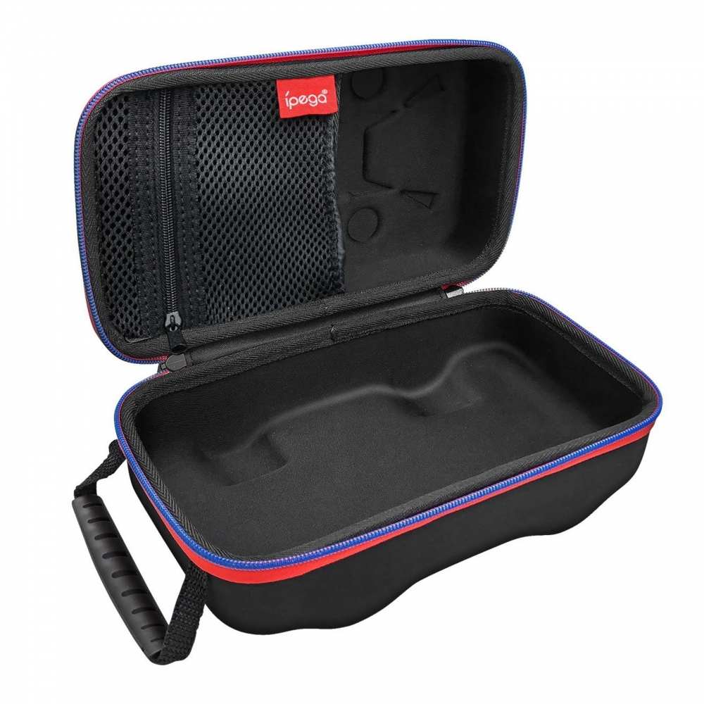 iPega PG-SW069 Car-Shaped Carry Case Portable Protection Case with Built-in Mesh Bag Replacement for M-Kart Live Car Black - Ipega - Stands & Storage - BBCPAG0106 - bargainbasement.club